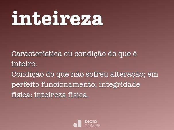 inteireza