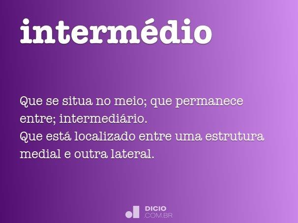 interm�dio