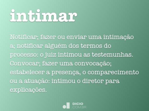 intimar