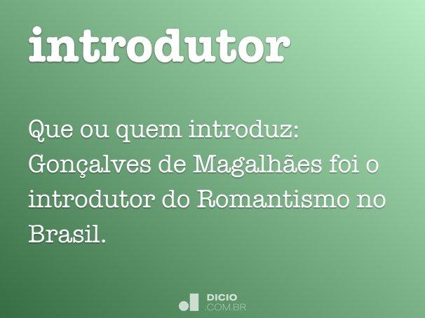 introdutor