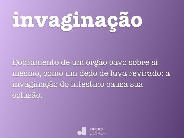 invaginação
