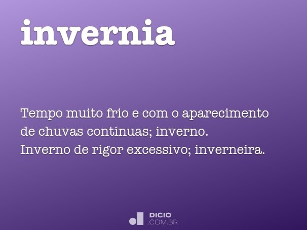 invernia