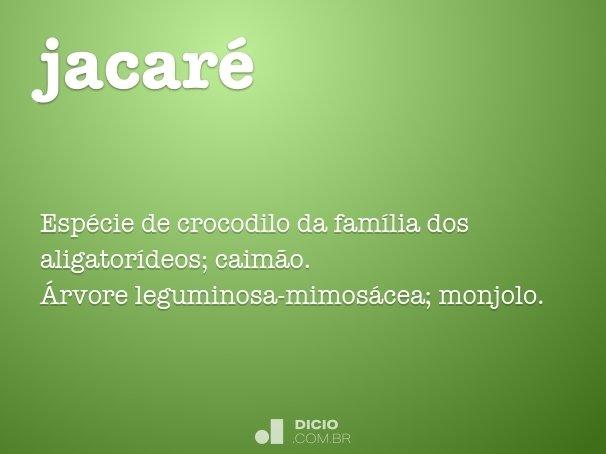 jacar�