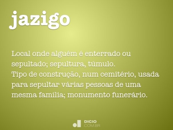jazigo