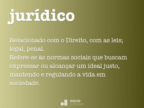 jur�dico