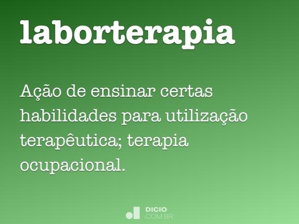 laborterapia