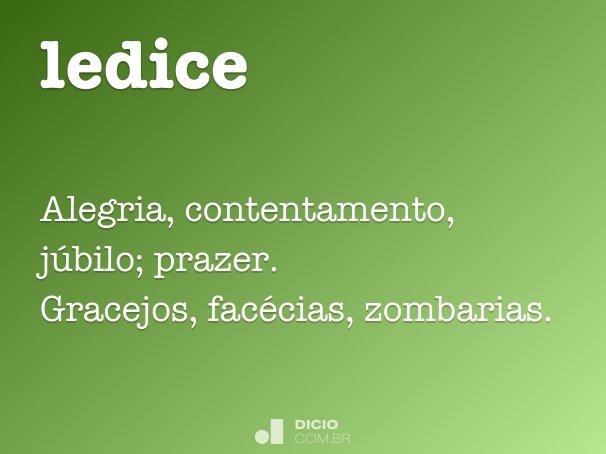 ledice