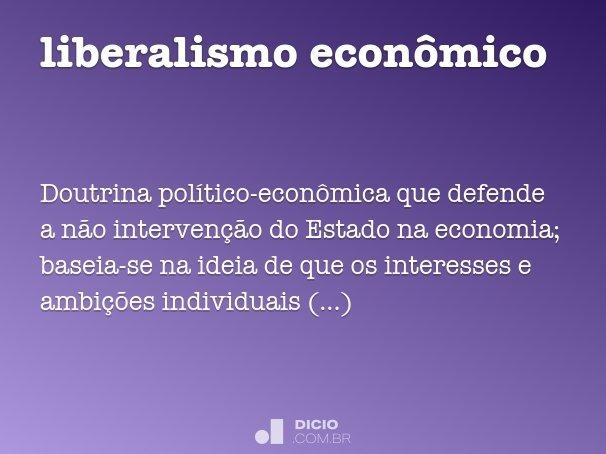 Resultado de imagen para fotos del liberalismo economico