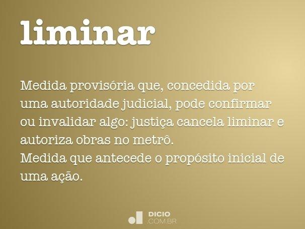 liminar