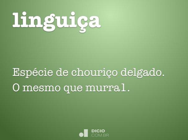 lingui�a