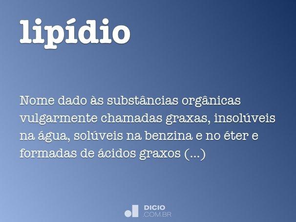 lip�dio