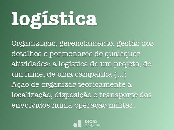log�stica