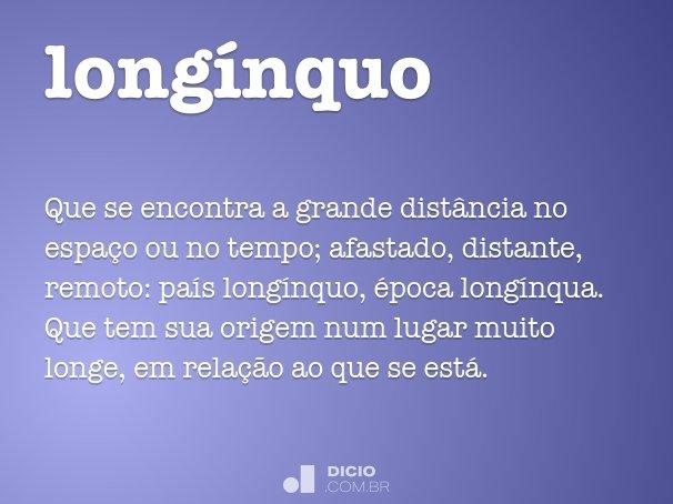 long�nquo