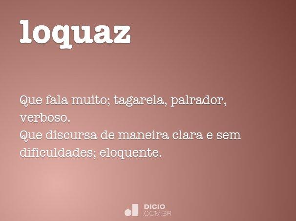 loquaz