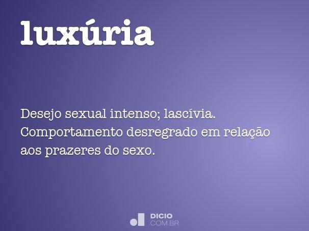 Luxuria