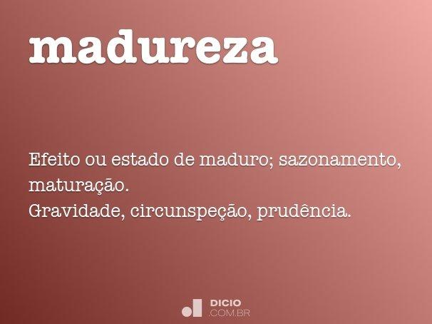 madureza