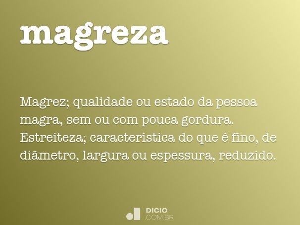 magreza