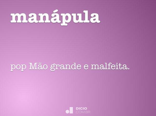 manápula