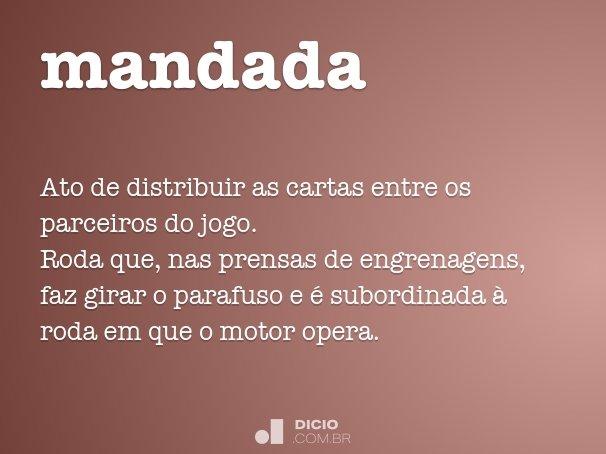 mandada