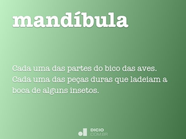 mand�bula