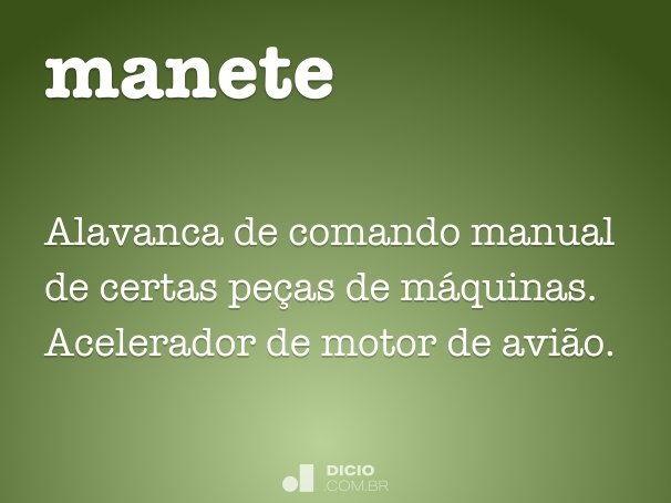 manete