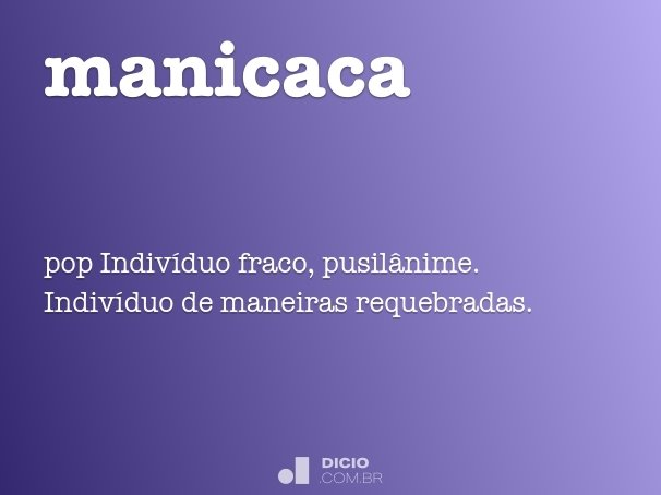 manicaca