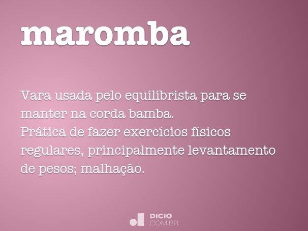maromba