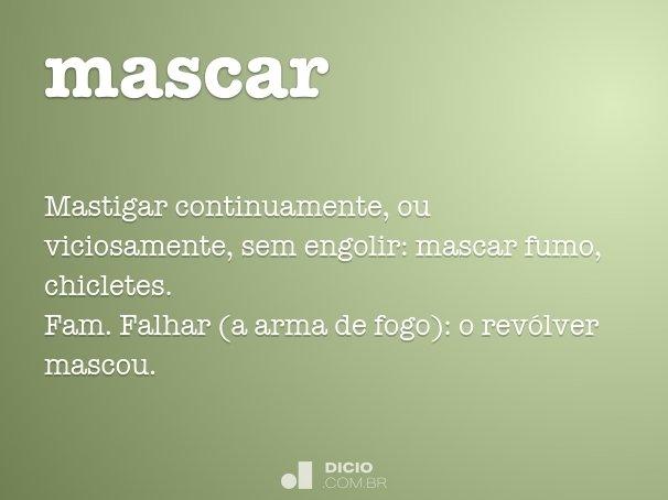 mascar