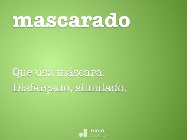 mascarado