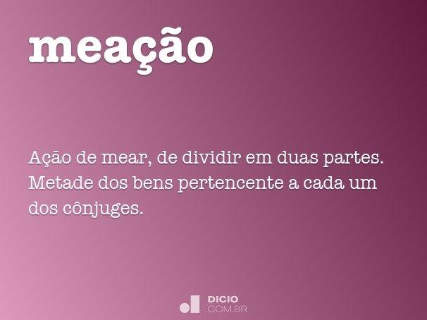 mea��o