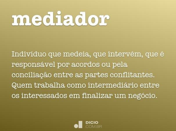 mediador