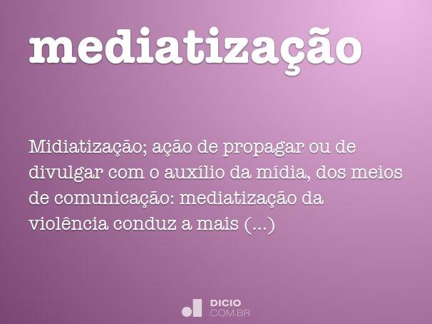 mediatiza��o