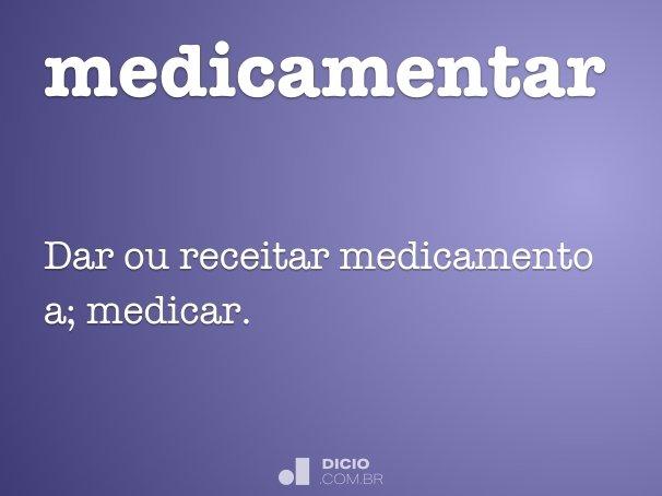medicamentar