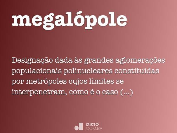 megal�pole