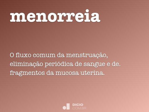 menorreia