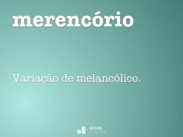 merenc�rio
