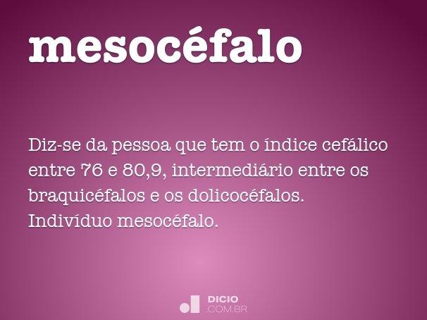 mesoc�falo