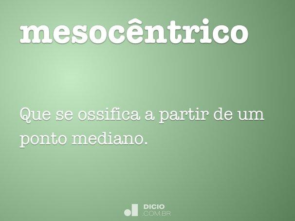 mesoc�ntrico