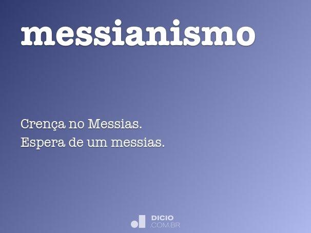 messianismo
