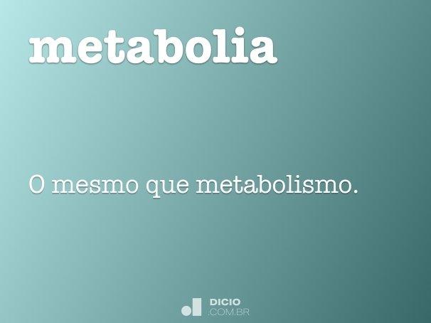 metabolia