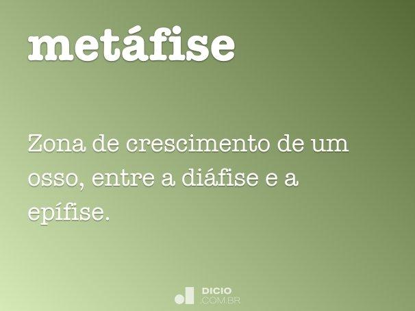 metáfise