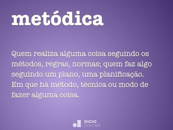met�dica