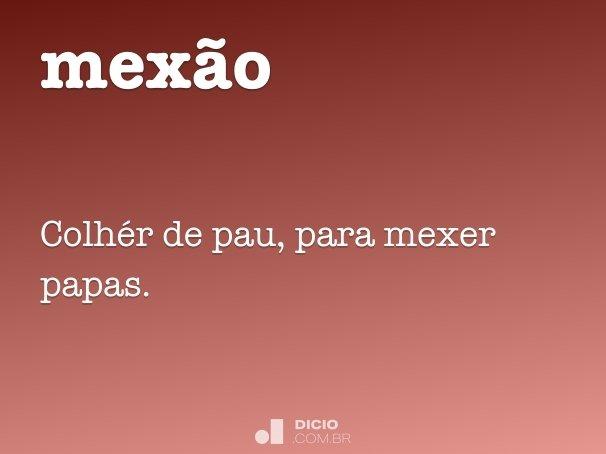 mexão