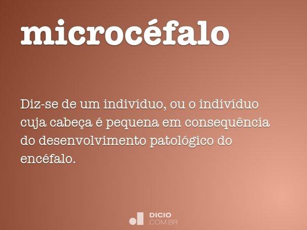 microcéfalo