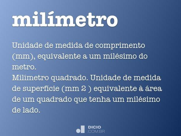 mil�metro