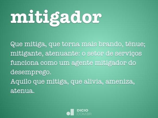 mitigador