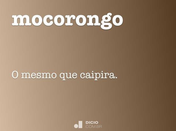mocorongo