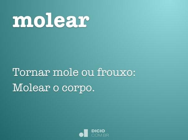 molear