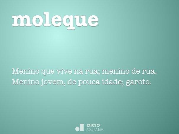 moleque