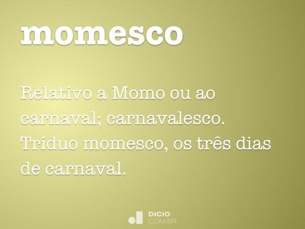 momesco